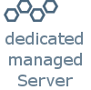 dedicated managed Server